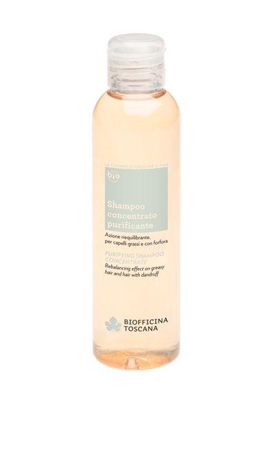 Shampoo concentrato purificante Con tensioattivi di origine vegetale è  stato formulato per un azione normalizzante a2a5ed2be110