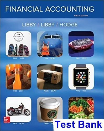 Financial accounting 9th edition libby test bank test bank financial accounting 9th edition libby test bank test bank solutions manual exam bank fandeluxe