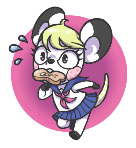 Pin by Crème Brulee on Animal Crossing Fan Art Animal