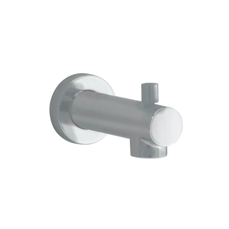 American Standard 8888 087 Tub Spout With Diverter Satin Nickel