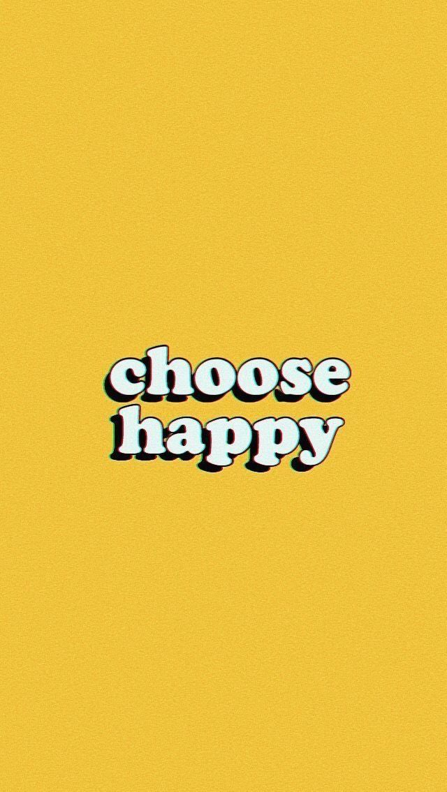 Yellow Aesthetic Happy Bright Quotes Aesthetic Vsco Cute Look At The Brightside In 2020 Happy Wallpaper Wallpaper Quotes Quote Aesthetic