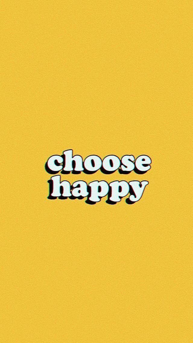 yellow aesthetic, happy, bright, quotes, aesthetic, vsco