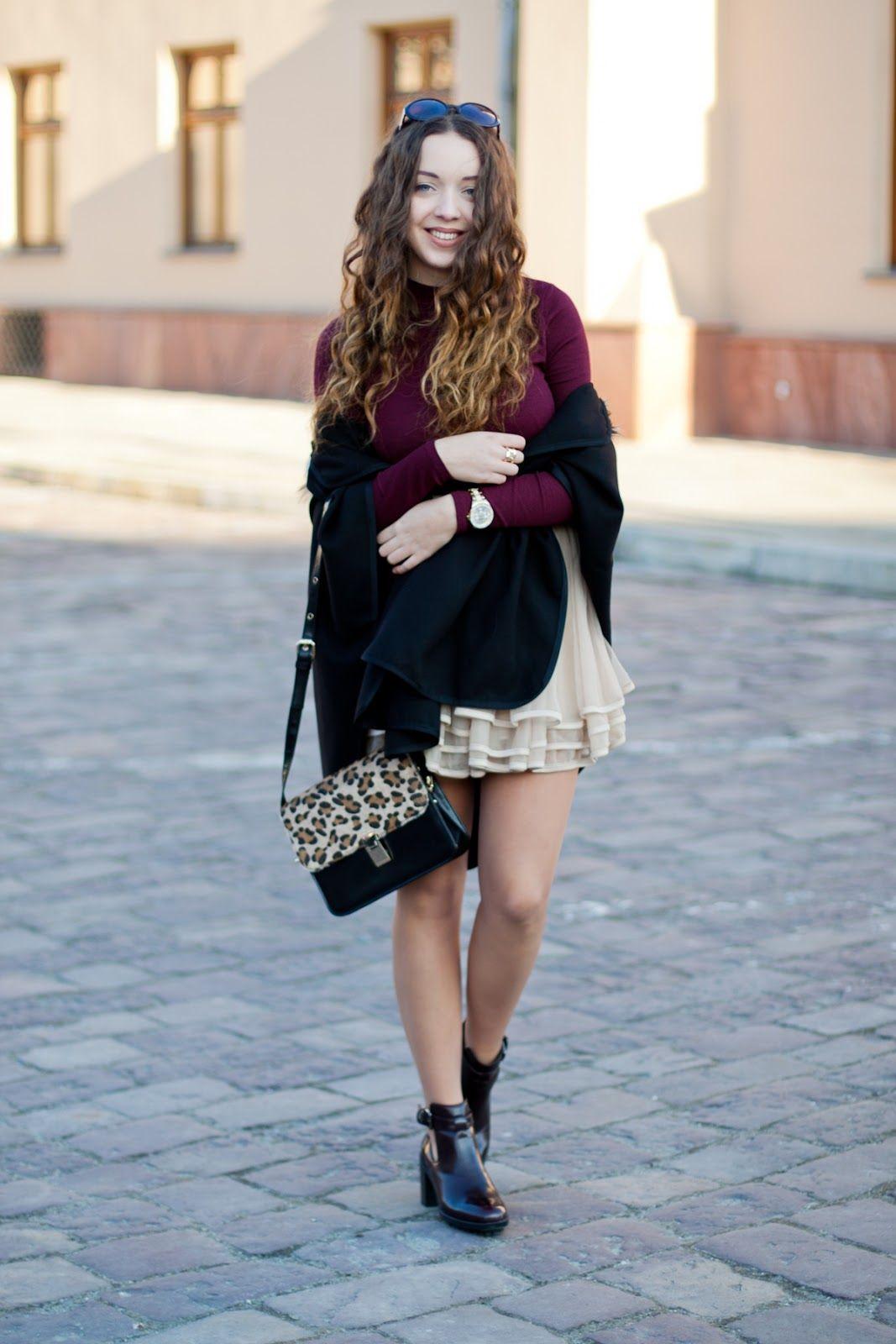 I Think It S Spring Kolorowa Dusza Fashion Style Punk