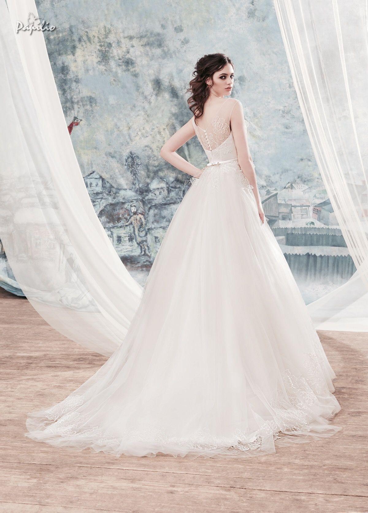 d662432cffc9 Papilio wedding dresses www.istoriesgamou.gr Νυφικα 2018 ρομαντικα νυφικα  νυφικα με