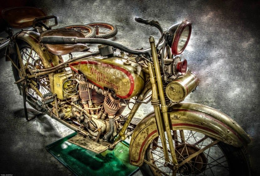 1927 Harley-Davidson ...