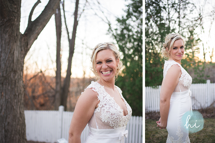 Hourglass Imaging | Doctors House Vaughan Mississauga Wedding Photography. Sexy lace wedding dress