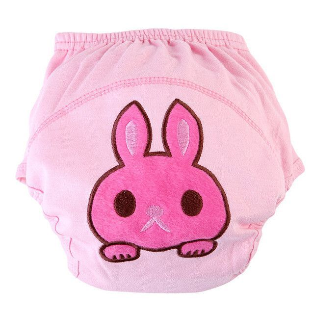 Washable Bamboo Baby Diapers Cartoon Cloth Diapers Babies And