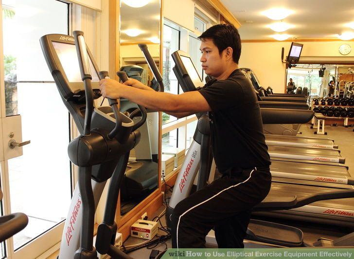 How to Use Elliptical Exercise Equipment Effectively #exerciseequipment