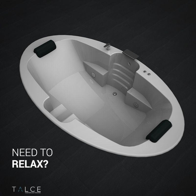 #talce #bathtub #bathroom #design #lebanon | Bathtub ...