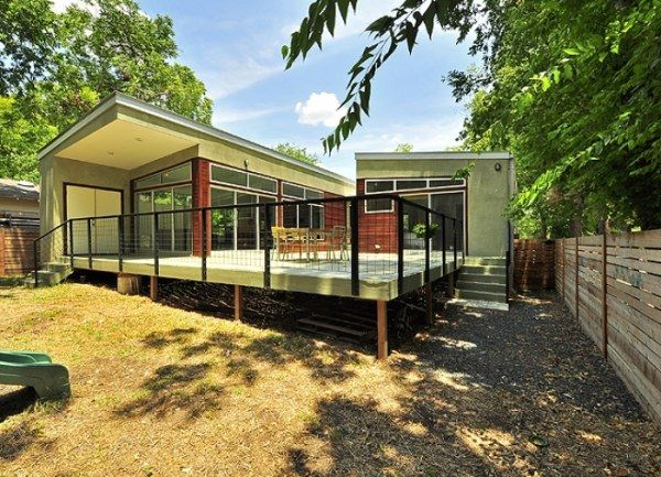 8 Modular Home Designs With Modern Flair Architecture Pinterest