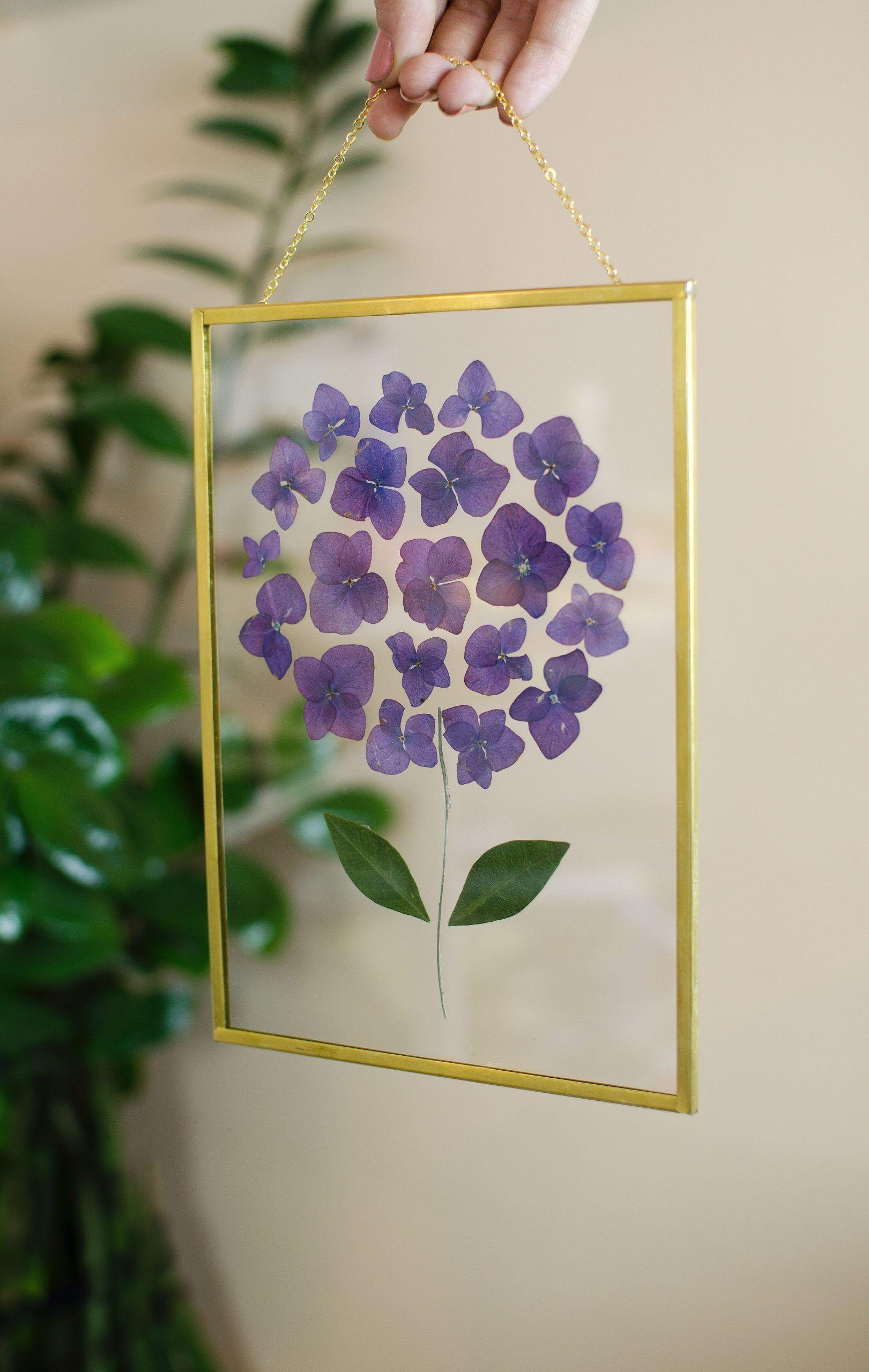Pressed Flower Frame Flower Frame Pressed Pressed Flowers Diy Pressed Flowers Frame Pressed Flower Crafts