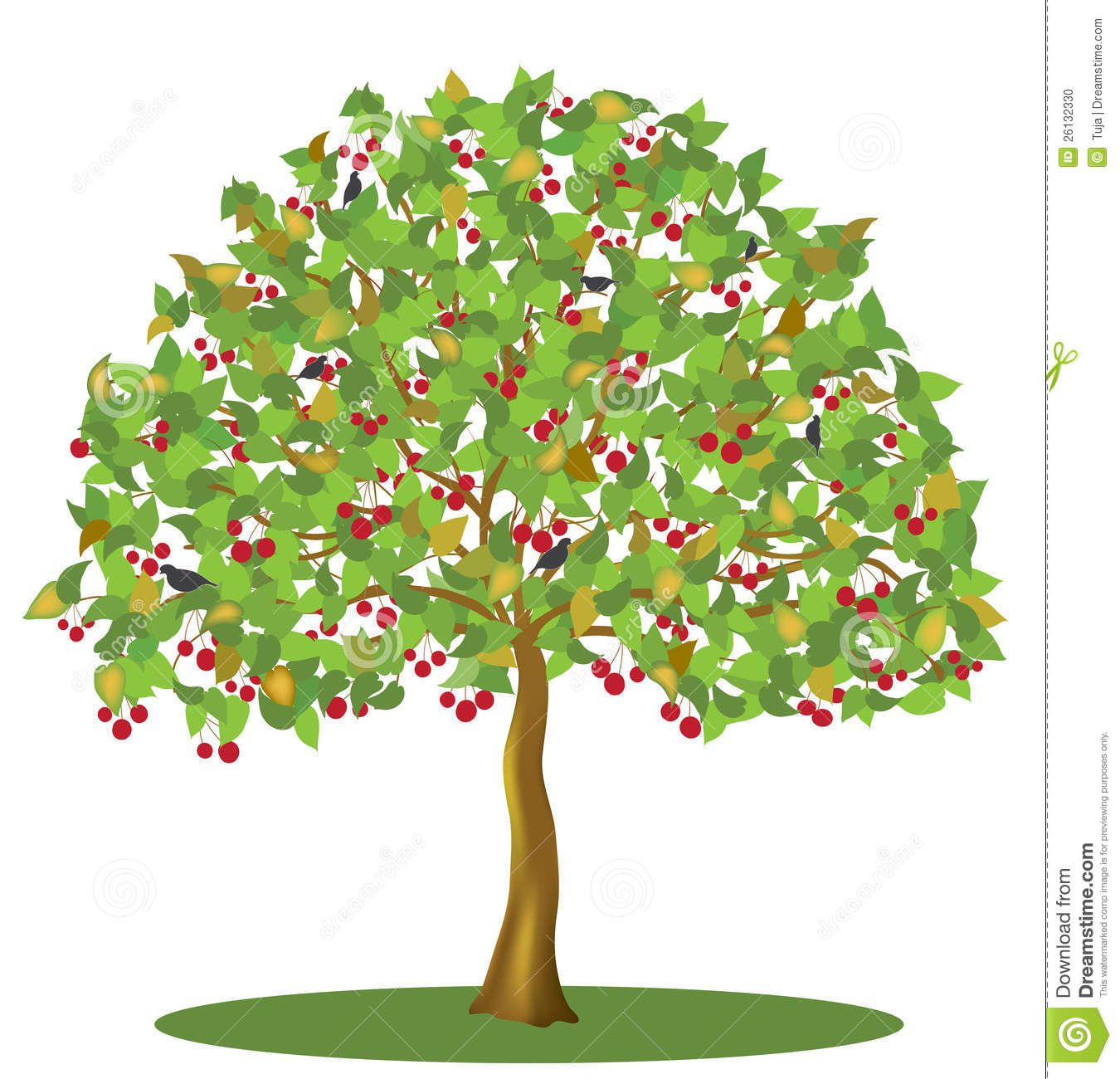 cherry-tree-1 | Puppet Ideas: Tree Plays | Pinterest | Tree planting ...
