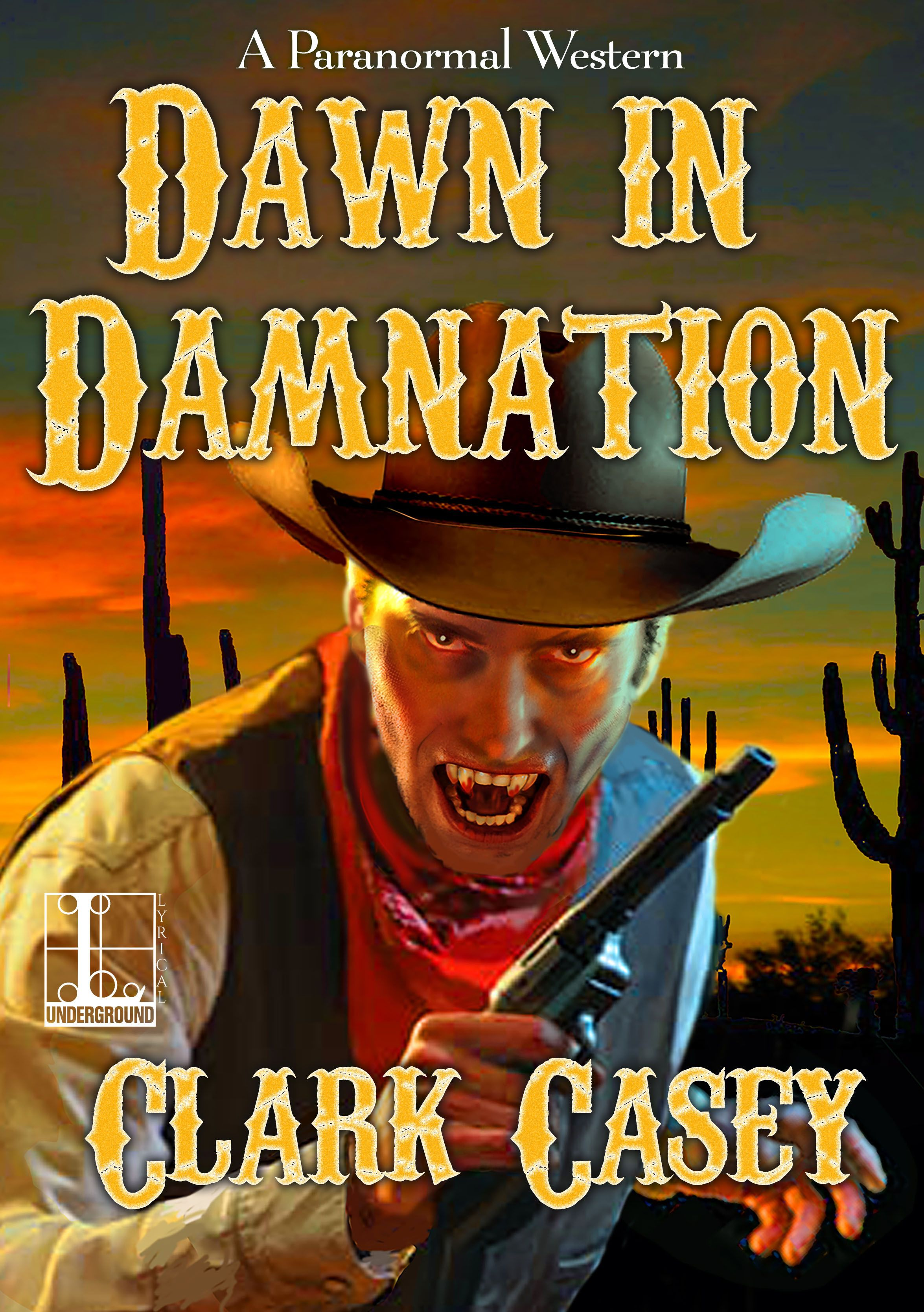 Welcome to Damnation... where every living soul is as dead as a ...