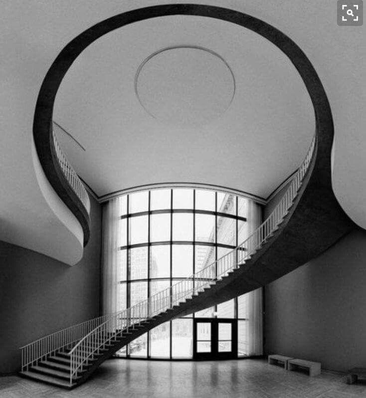 Spiral Staircase. Chicago ...
