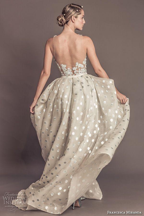 Francesca Miranda Fall 2016 Wedding Dresses New Years Eve