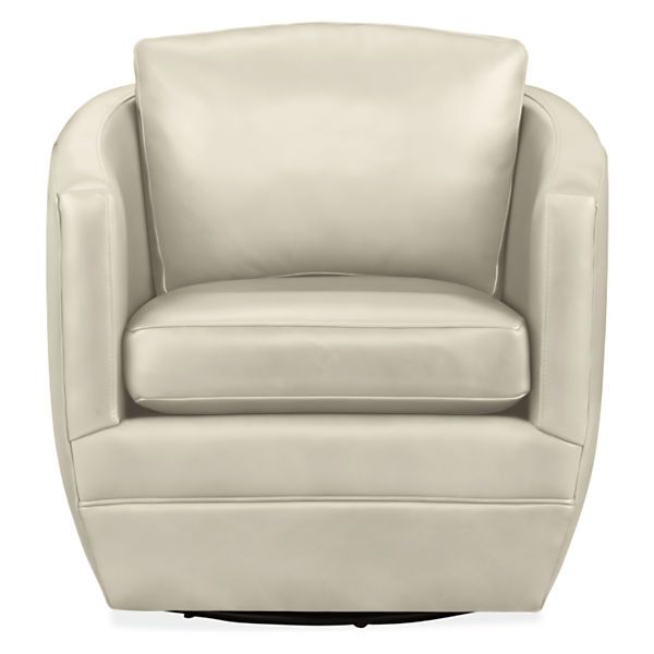Cornet Accent Chair Swivel And Glide: Modern Accent & Lounge Chairs