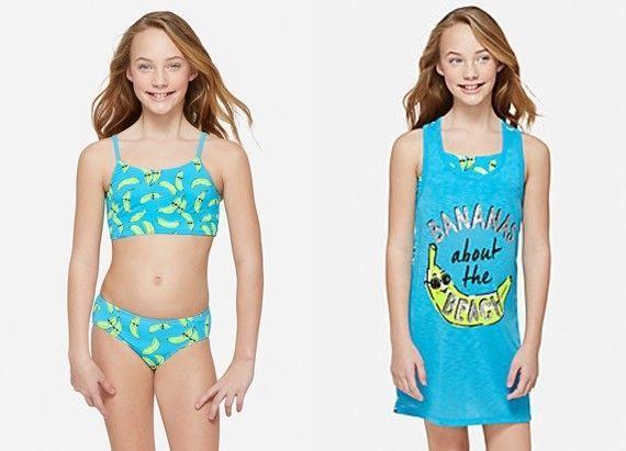 e486dd4118 Wonder Nation Girls' Southwest Cutie Fashion Tankini   Vacation Clothes    Fashion, Tankini, Vacation outfits