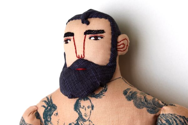 Doll | the art and craft of Mimi Kirchner | Page 2