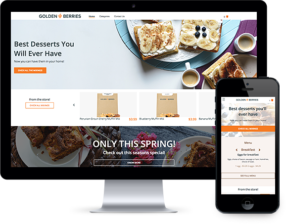 ¿Necesita su restaurante poder recibir ordenes en línea? Descubra cómo Clover puede ayudarle en http://info.banktechpr.com/start-esp/ #clover #BankTechPR