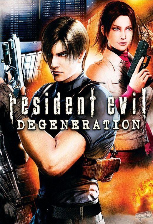 filme resident evil degeneration dublado para