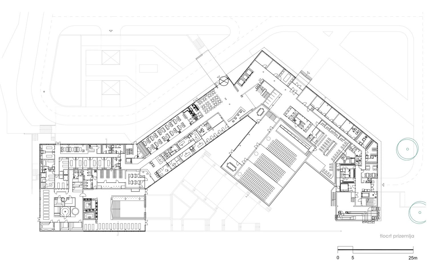 Hotel Floor Plan Design: Pin By Fbh Gh On Plan - Hotel