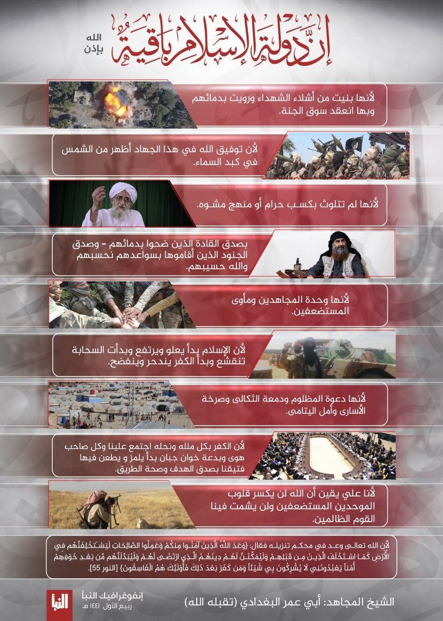 صحيفة النبأ العدد ٢٠٩ انفوغرافيك إن الدولة الإسلامية باقية بإذن الله Forgiveness Screenshots