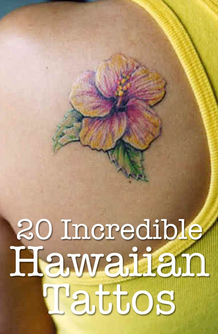 A collection of 20 incredible hawaiian tattoos tobiastattoo a collection of 20 incredible hawaiian tattoos tobiastattoo hawaiian hibiscus flower izmirmasajfo