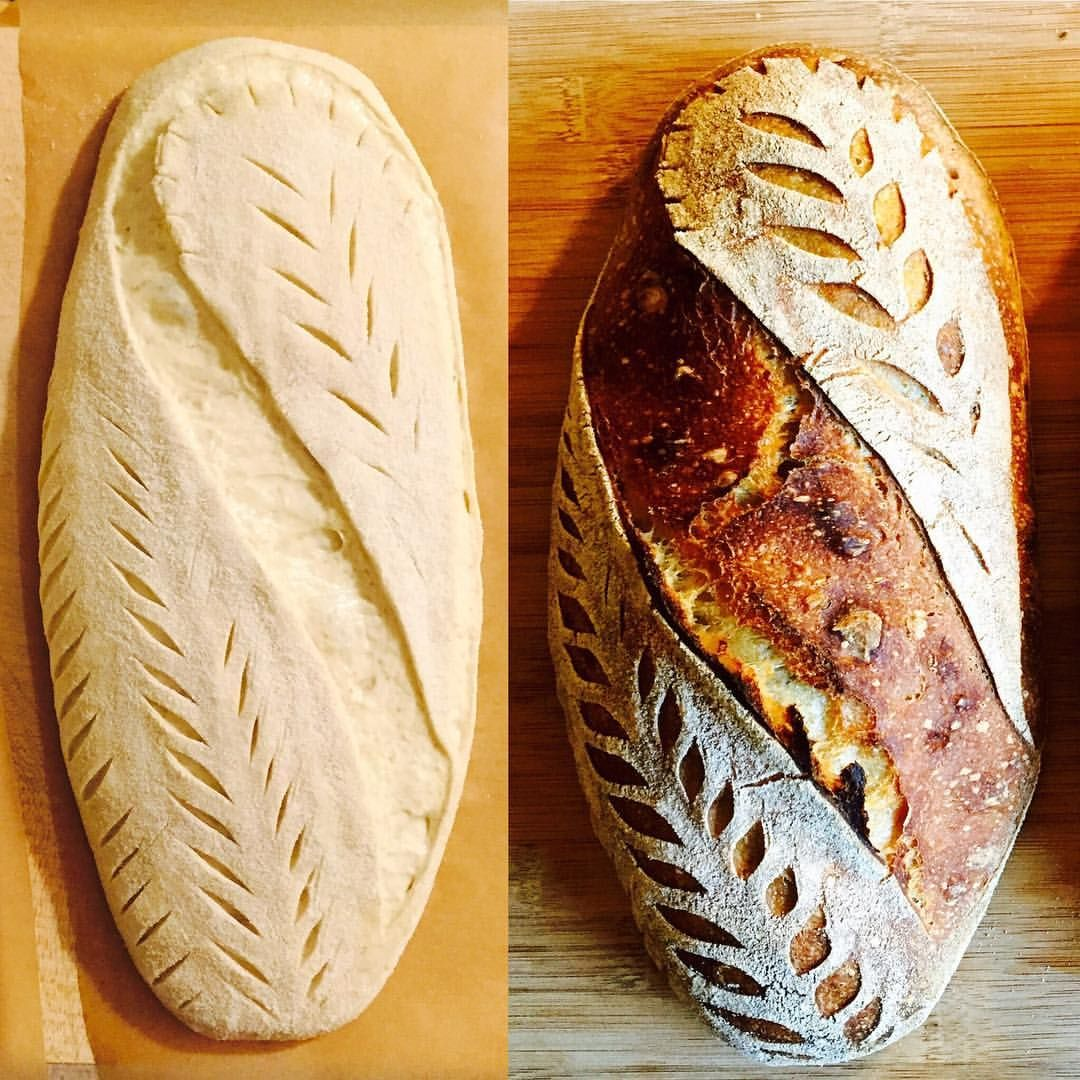 "690 Synes godt om, 48 kommentarer – Blondie + Rye (Hannah P.) (@blondieandrye) på Instagram: ""Tuesday bake: light rye and malted barley with molasses."""