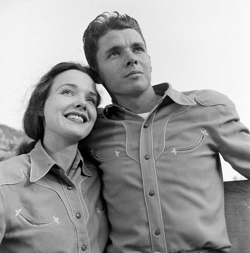 Mr Amp Mrs Audie Murphy Audie Murphy Amp Actress Wife