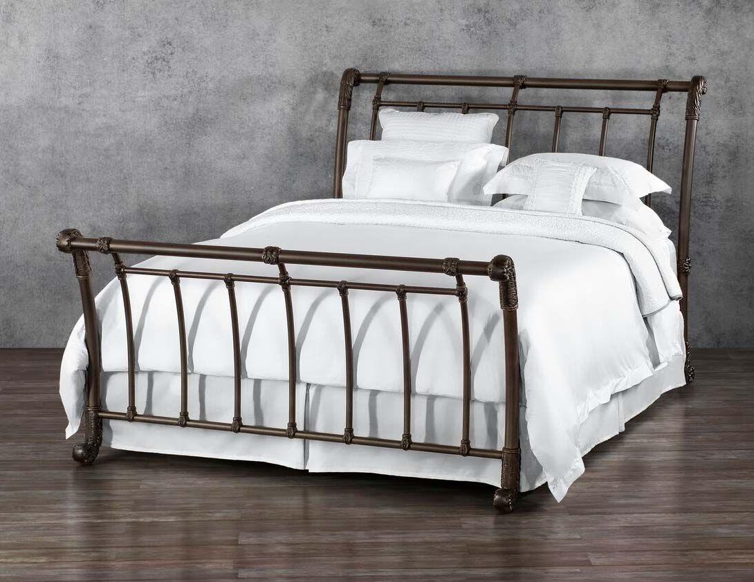 coventry iron trim allen bedsqueen height threshold beds width queen headboard bed products item wesley