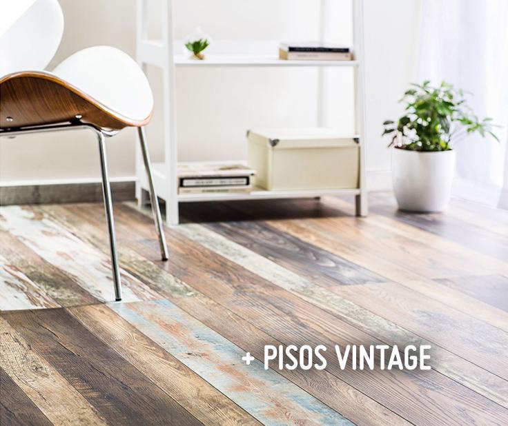 Holztek piso laminado 8 mm r stico 3 19 m2 products for Pisos laminados homecenter
