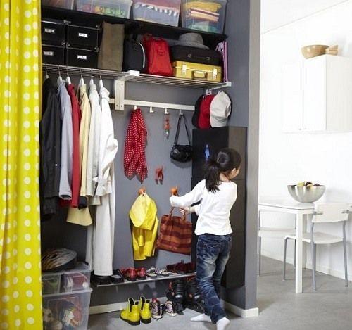 Vestidores pequeños de IKEA 2015: ideas para espacios pequeños ...