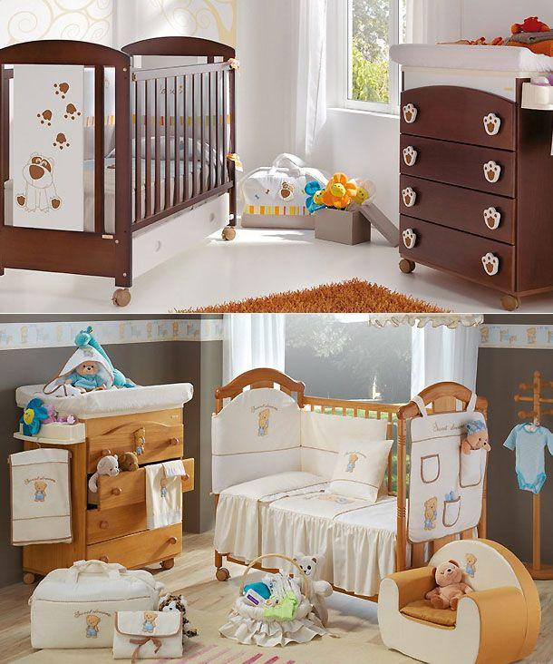 Decoraci n de cuartos peque os para beb s my baby - Adornos habitacion bebe ...