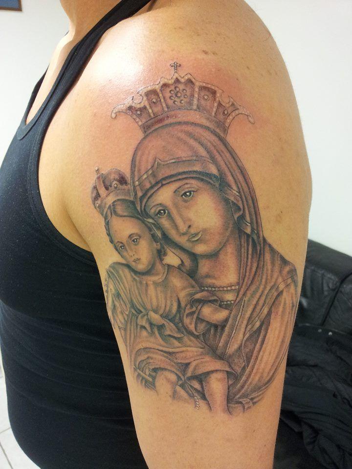Maria En Jezus Tattoo Studio Schagen Tatoeages En Studio