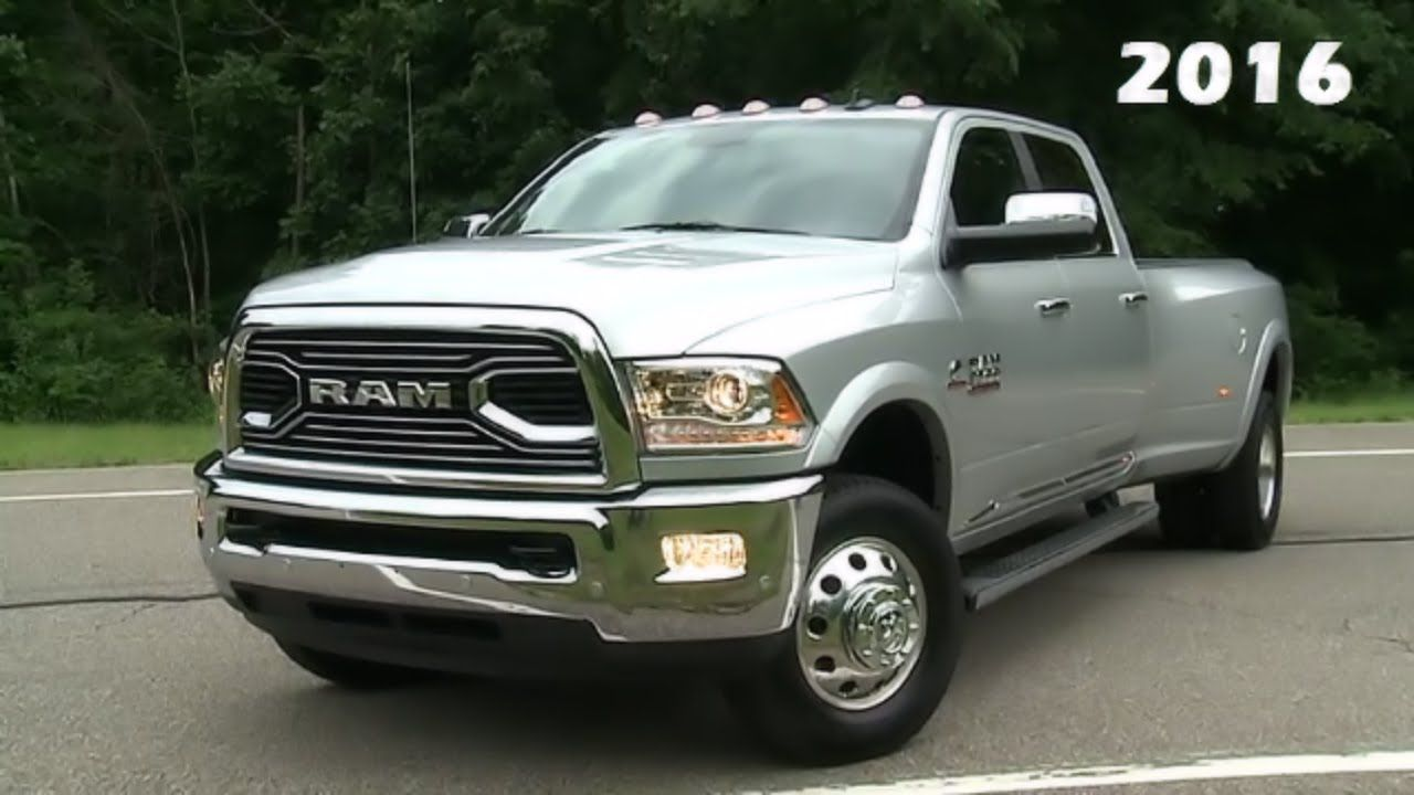 2016 Dodge Ram 3500 Quick Drive Dodge Pinterest