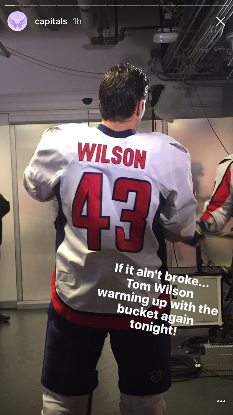 Tom Wilson Tom Wilson Capitals a63fac63fe3