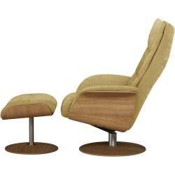 Relaxsessel - gelb - 77 cm - 116 cm - 82 cm - Polstermöbel > Sessel > Fernsehsessel Möbel KraftMöbel
