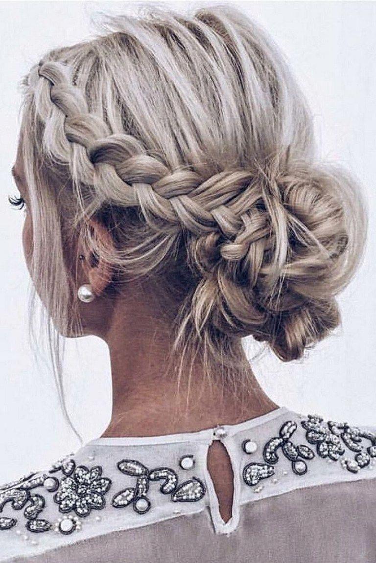 78 Summer Wedding Hairstyles Ideas 13 Agilshome Com Short Hair Updo Short Hair Lengths Prom Hairstyles Updos