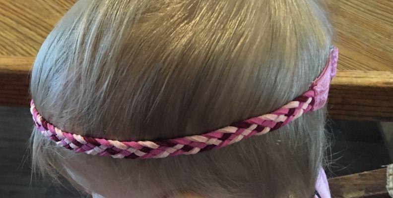 Suede Braid Hippie Headbands Baha Hearing Aid Softband Thebahabowtique Etsy Com Hippie Headbands Hippie Headbands
