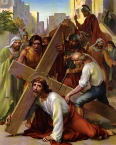 Jesus Carrying the Cross | jesus_carrying_cross