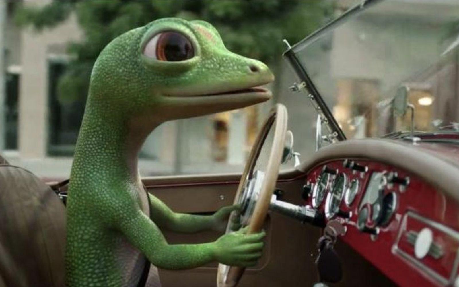 Can the Geiko Lizard save us? Canadian Home, auto
