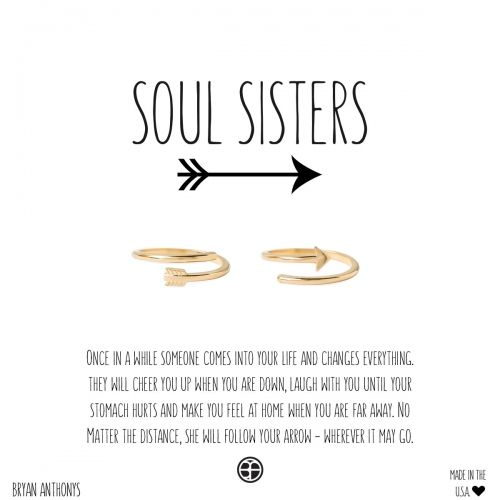 Soul Sisters Best Friend Arrow Necklaces | Gift ideas | Best ...