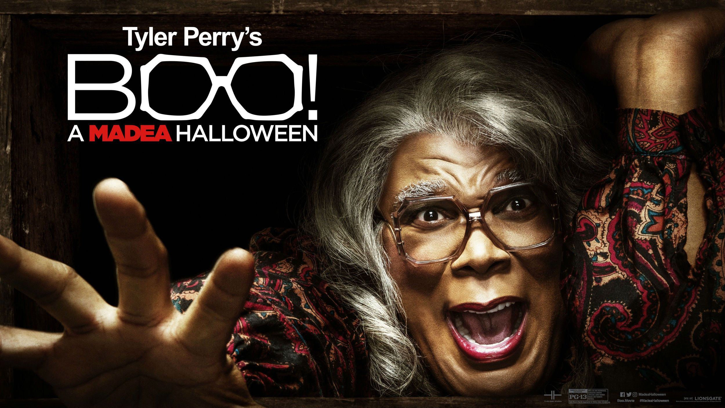 HD FULL!![Tyler Perry's Boo 2! A Madea Halloween (2017)] fREE ...