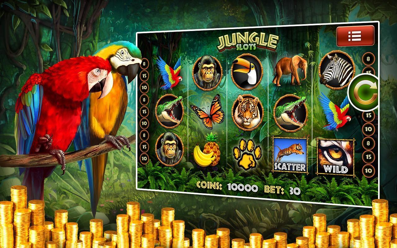 Game Slot Safari