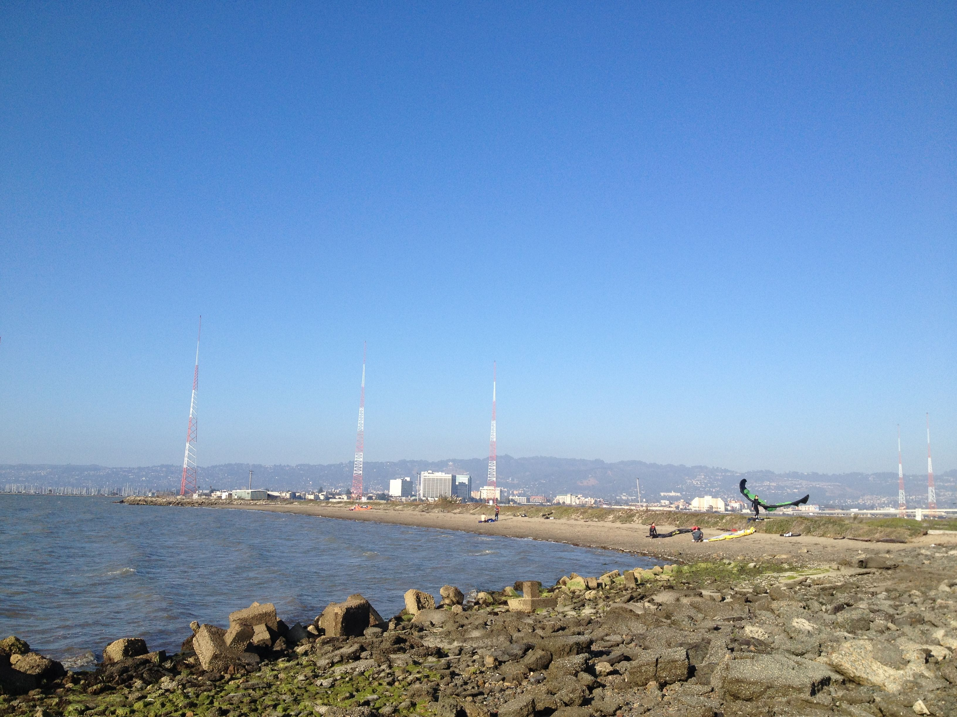 Best Kiteboarding Beach In Oakland Ca