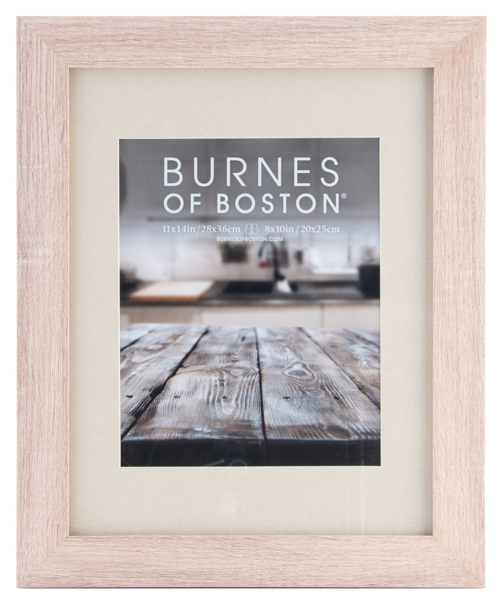 Burnes of Boston Wide Gallery Matted Picture Frame   Products ...