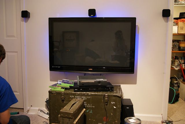 How To Hide Surround Sound Wires Best Home Theater System Home