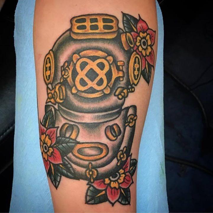 Tattoo by @corytabor13 from War Machine Tattoo - 20170430 ...