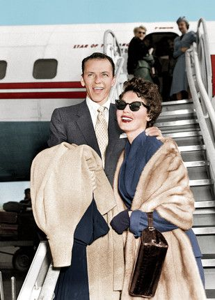 Audrey Hepburn, Frank Sinatra, Elizabeth Taylor, and More Stars of the Jet-Set Era