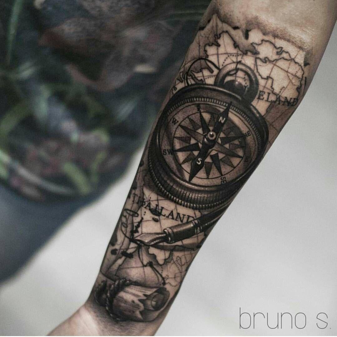Instagram Wzory Tatuaży Tatuaże Rękawy Pomysły Na